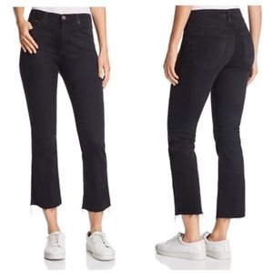 AG The Jodi High Rise Slim Flare Crop, 27